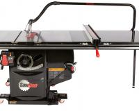 Mount Storm Forest Products is a stocking dealer for SawStop saws.