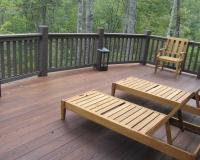 hardwood decking and siding